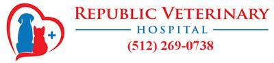 Republic Veterinary Hospital Logo